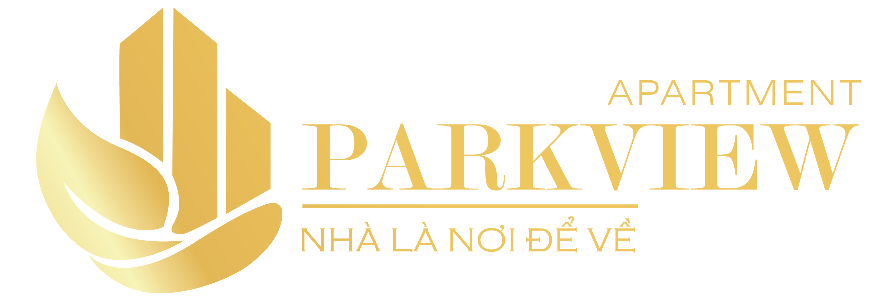 Logo parkview apartment thuận an bình dương