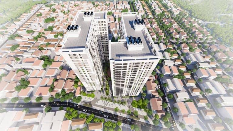 Dự án Parkview Apartment