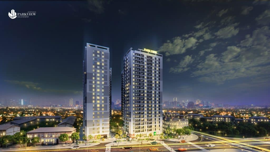 So sánh ParkView Apartment Thuận An & SPlus Riverview KHU CAN HO THUONG MAI PARKVIEW APARTMENT 01 8